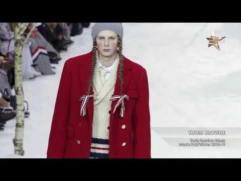 THOM BROWNE Paris Fashion Week Men