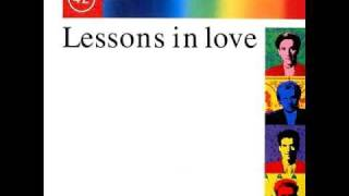 Lessons In Love (Extended Edit) - Level 42