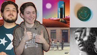 #81 Mac DeMarco, The Comet Is Coming, Mourning A BLKstar, and Jamila Woods