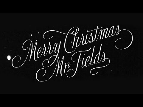 """Merry Christmas, Mr. Fields"" Full Video Album (Official)"