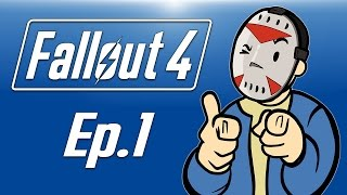 Delirious plays Fallout 4 Ep. 1 War Never Changes