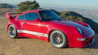 Driving The $600,000 Gunther Werks 400r