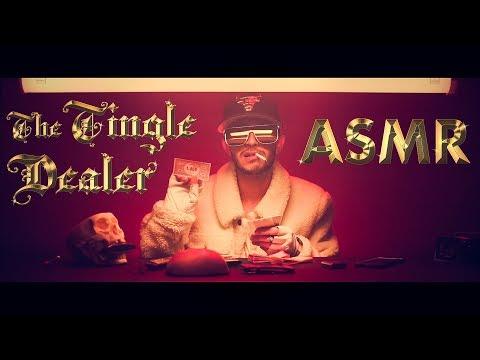 [ASMR] ROLEPLAY 💰The Tingle Dealer - FRENCH Soft Spoken (subtitles)