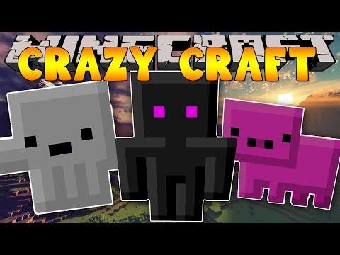 Minecraft Crazy Craft 3.0 : INVENTORY PET CHALLENGE #30