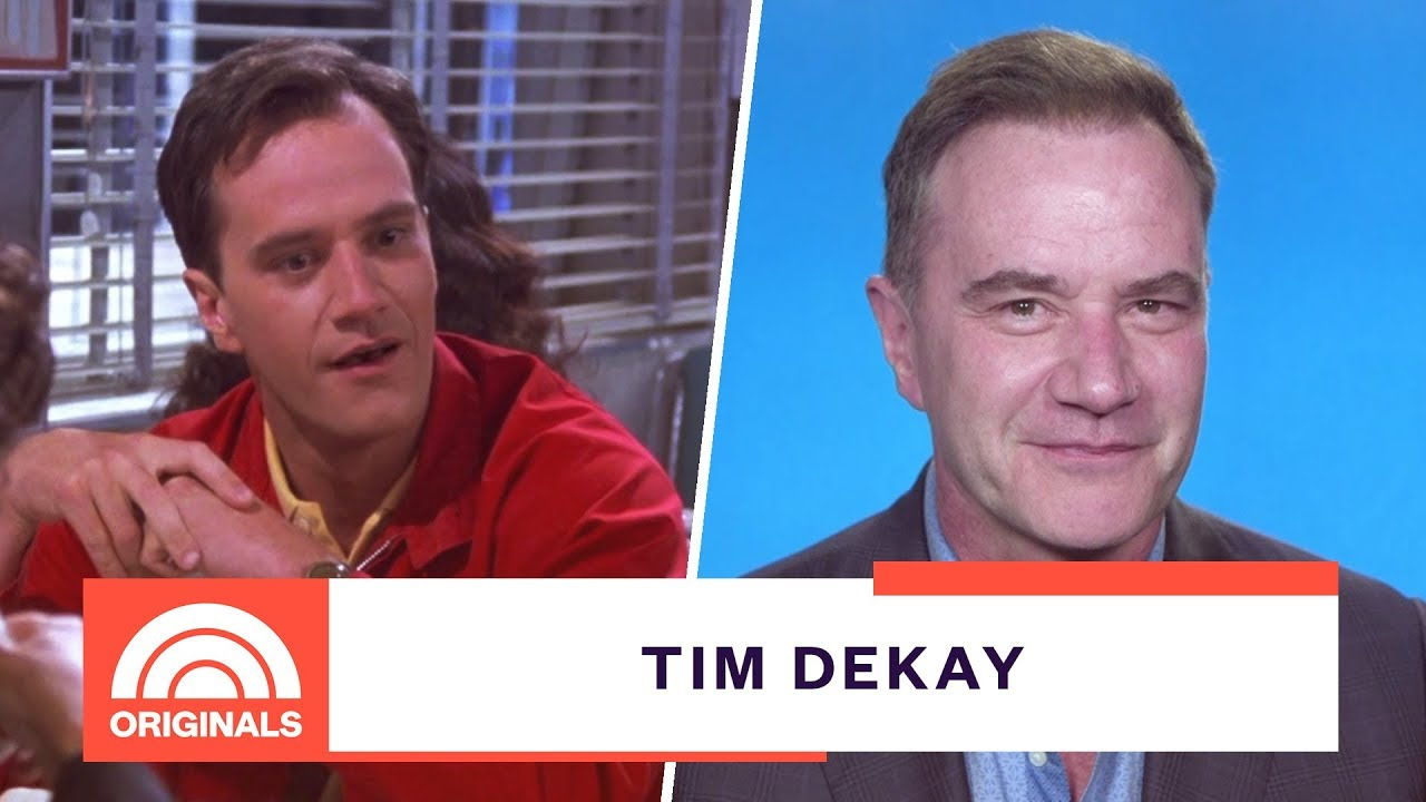 Seinfeld Actor Tim Dekay Talks Bizarro Jerry Getting Pushed By Elaine Today Originals Youtube Tim dekay plays peter burke, an fbi agent, in white collar. seinfeld actor tim dekay talks bizarro jerry getting pushed by elaine today originals