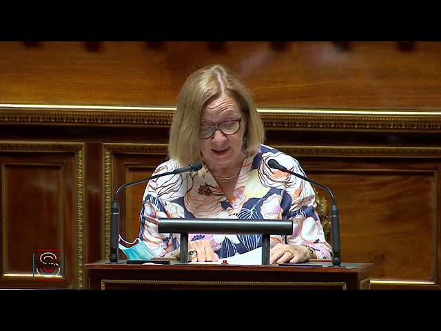 Colette MELOT : Débat d'orientation des finances publiques