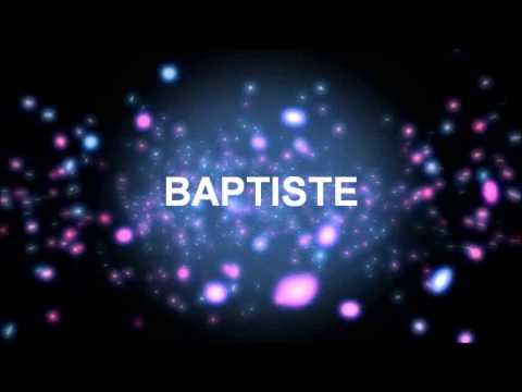 joyeux anniversaire baptiste chanson