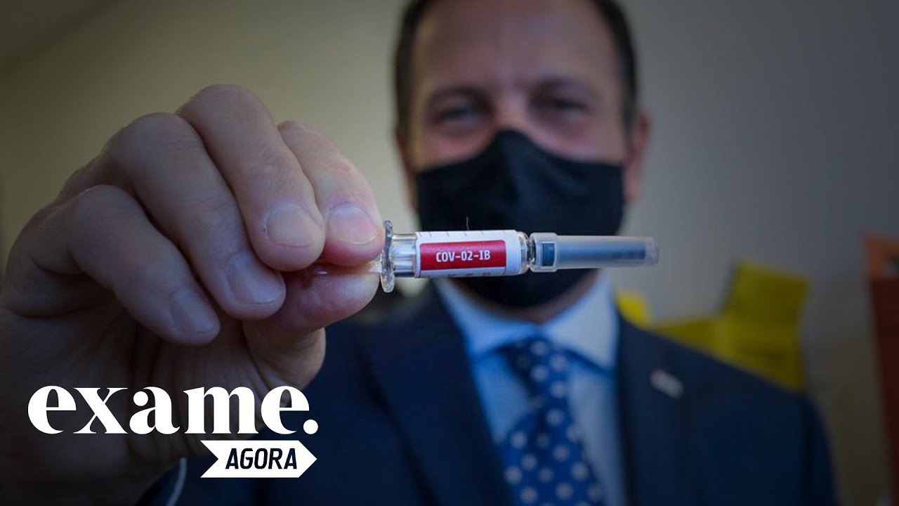 Fim da Greve dos Correios, Dória promete vacina e muito mais  - 21/09/20 | Exame Agora