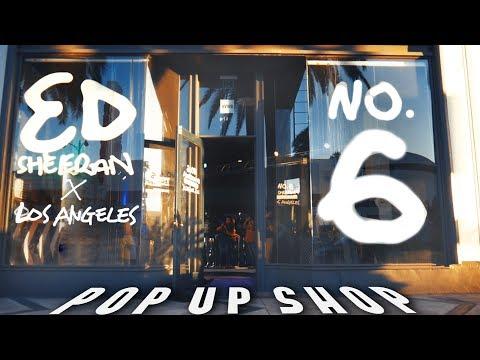 Ed Sheeran - No.6 Collaborations Project (Popup in Los Angeles) Mp3
