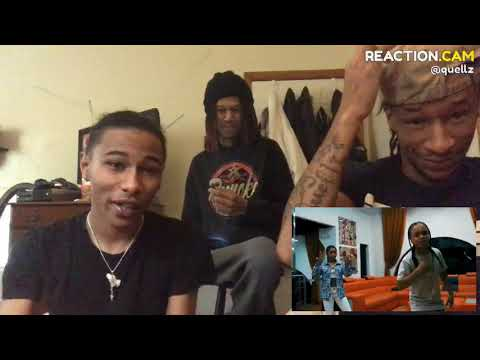 """Young Lyric """"ICE"""" ft. Lil Poopy (Produced by DJ XO) – REACTION.CAM"""