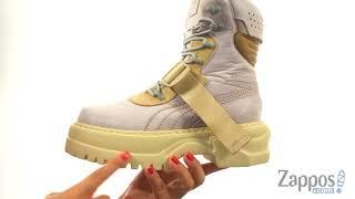 PUMA Puma x Fenty by Rihanna Nuckbuck Leather Winter Boot SKU: 9012571