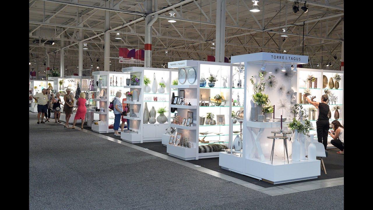 fall 2016 toronto gift fair highlights youtube. Black Bedroom Furniture Sets. Home Design Ideas