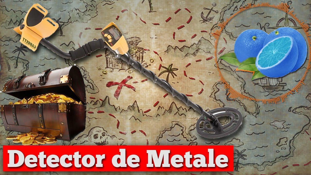 Cum sa faci un Detector de Metale