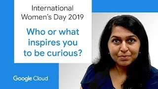 International Women's Day 2019: Inspiring Women of Cloud