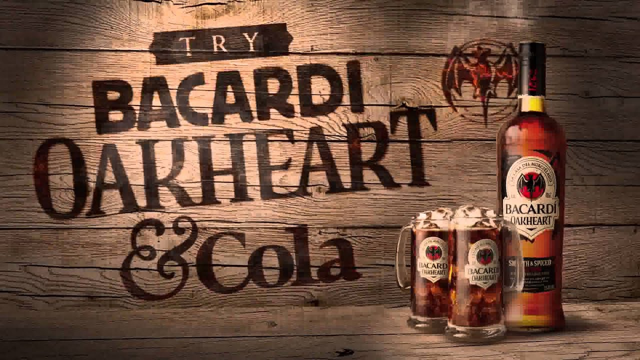 Try-Bacardi-Oakheart.wmv - YouTube