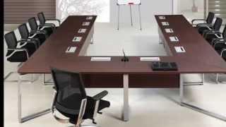 видео Мебель для конференц-залов Некст: купить в СПб
