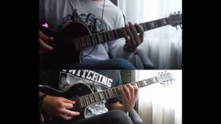 Superheaven - Next To Nothing (Guitar cover)