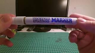 Обзор paint marker с AliExpress. Графити маркер с aliexpress
