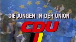 "Wahlspot  ""Touch The Future"" der JU zur Bundestagswahl 1990"