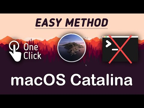 Make Bootable USB Drive For Any MacOS  - One Click Method