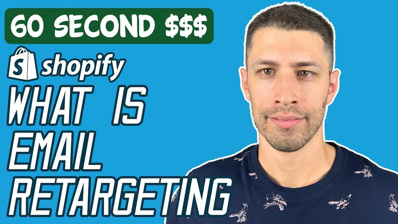 The Newest Shopify Retargeting Strategy That Makes Me $50K/Month Explained In 60 Seconds