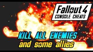 Fallout 4 Companion Perk Console Command | Pwner