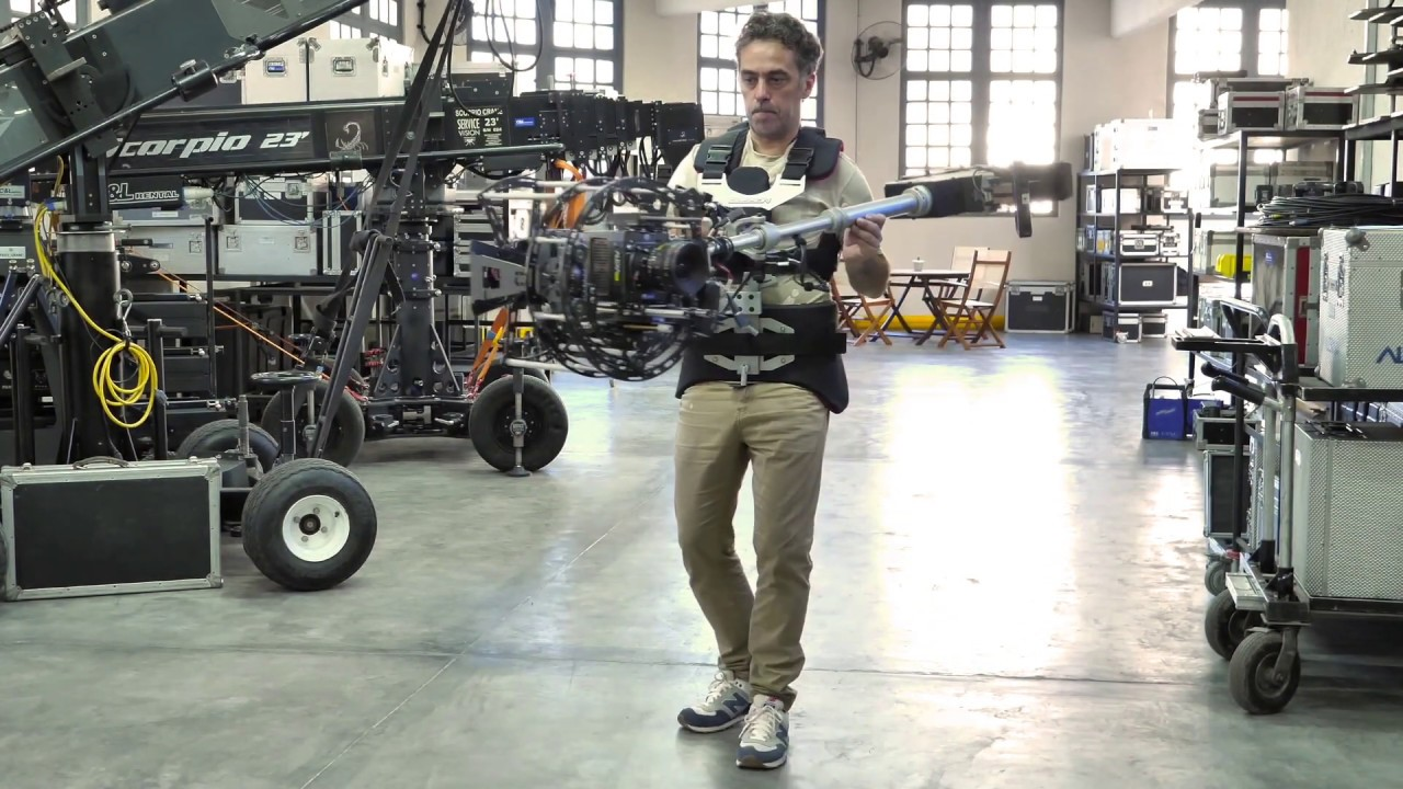 ARRI ALEXA MINI test video with hybrid Basson Steady camera stabilizer