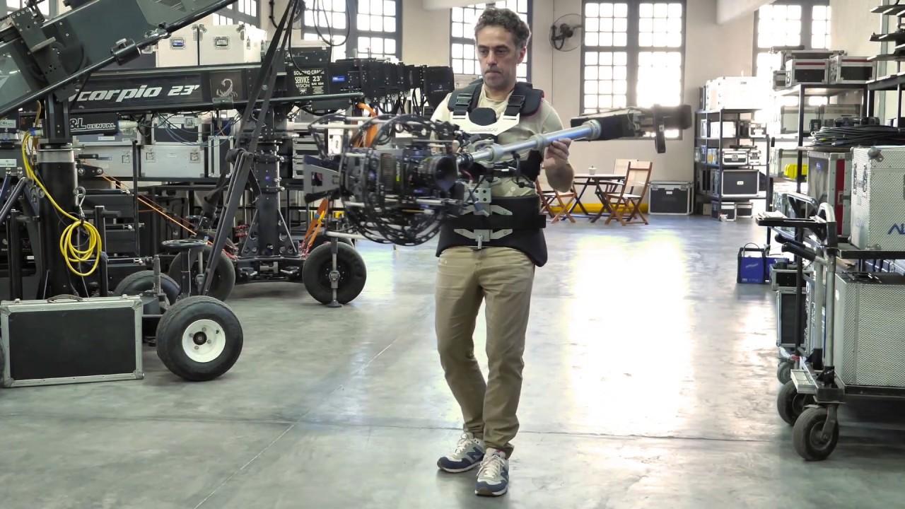 ARRI ALEXA MINI test video with hybrid Basson Steady camera stabilizer