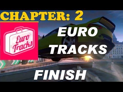 Asphalt 9 Legend-Chapter 2-Euro Track-Finish