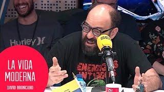 Ignatius invade Charco del Pino #LaVidaModerna