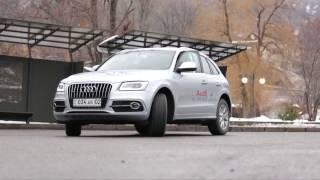 Test drive Audi Q5