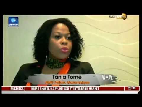 Nigeria - Tv channel Tania Tome - CEO & Brand Ambassador & coach