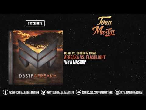 Afreaka vs. Flashlight (W&W Mashup)