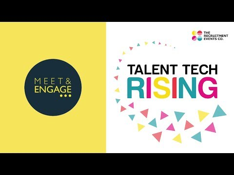 Meet & Engage, 'Group And 1-2-1 Live Chat For Candidate Engagement' #TTR