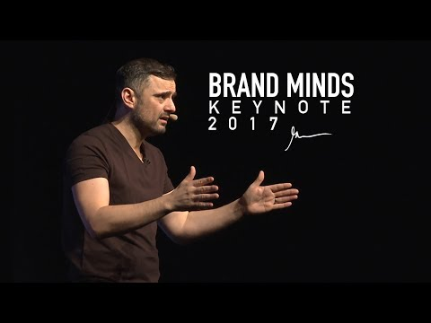 BRAND MINDS BUCHAREST GARY VAYNERCHUK KEYNOTE | ROMANIA 2017