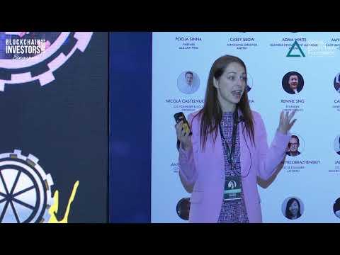 Blockchain Investors Summit Singapore - G8C Keynote Speech