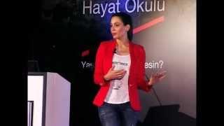 School of life: Pınar Bekbölet at TEDxAlsancak