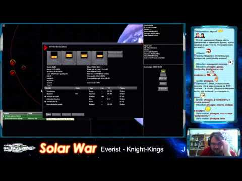 Solar War #1 Изучаем игру