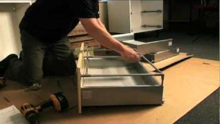 IT Range Pan Drawer Unit Assembly (Part 2)
