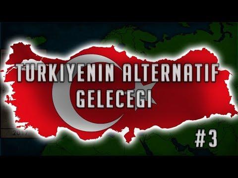 Türkiyenin Alternatif Geleceği #3 (Turan Devleti Kuruldu) | Alternative Future of Turkey