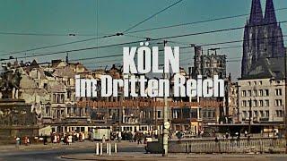 """Köln 1939-1945 - Köln im Krieg: Teil 3 - Doku Reihe - Köln im """"Dritten Reich"""" (NS-Zeit)"""