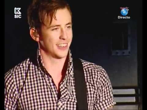 McFly - 5 Colours In Her Hair (live RIR Lisboa 2010) mp3