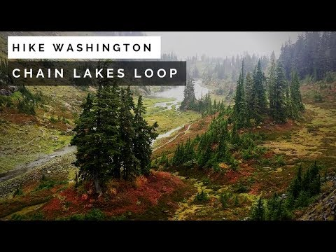 Chain Lakes Loop Trail - Mt Baker Wilderness - TRAVEL WASHINGTON