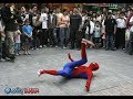 Strange Amazing Spider-Man Funny Dance - WORLD VLOG