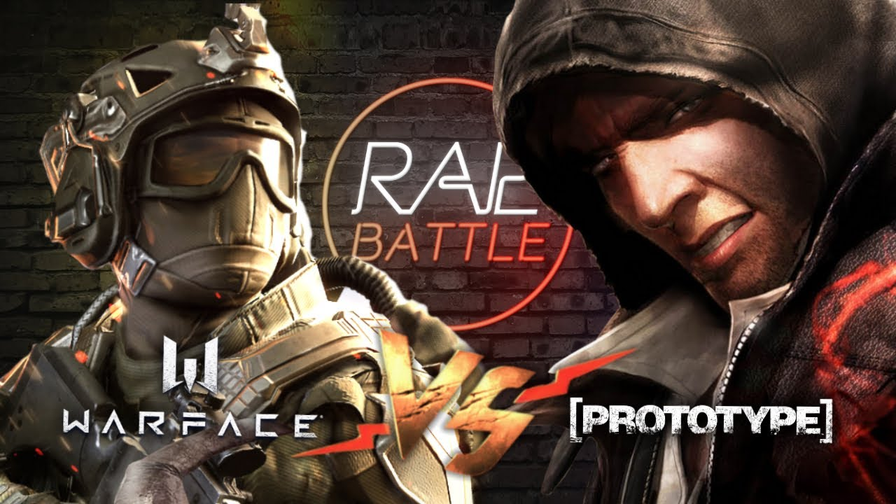 Рэп Баттл - Warface vs. Prototype