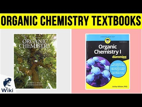 10 Best Organic Chemistry Textbooks 2019