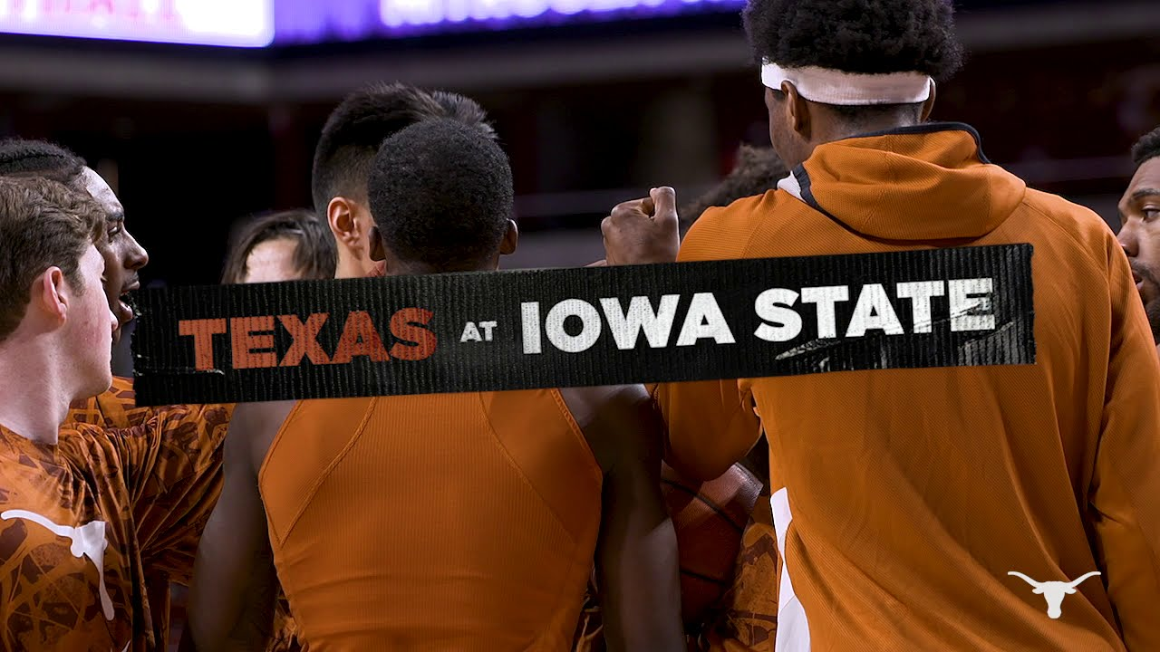 Texas Men's Basketball at Iowa State Highlights [March 3, 2021]