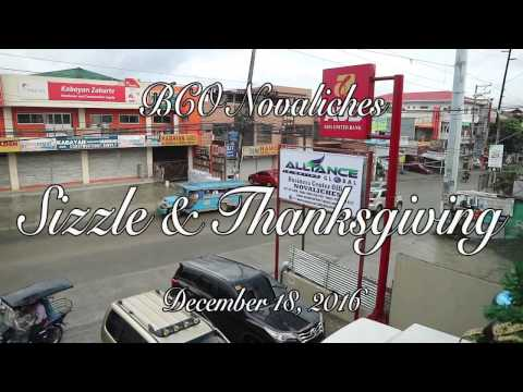 AIM GLOBAL: BCO NOVALICHES Sizzle & Thanksgiving