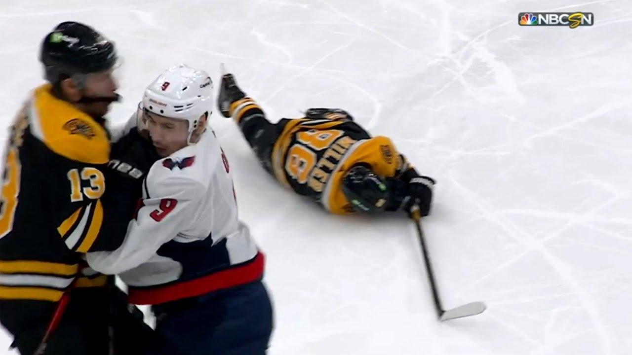 Bruins provide update on Kevan Miller
