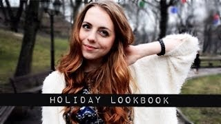 Silver Pool Of Light ❅ A Holiday Lookbook Thumbnail